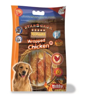 StarSnack Barbecue Wrapped Chicken  M, 150 g