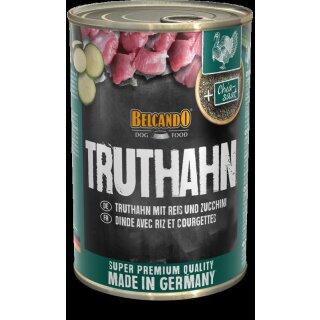Belcando Truthahn mit Reis und Zucchini 400g