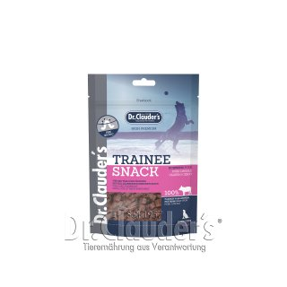 Dr. Clauder's Dog Snack Trainee Schwein 80g
