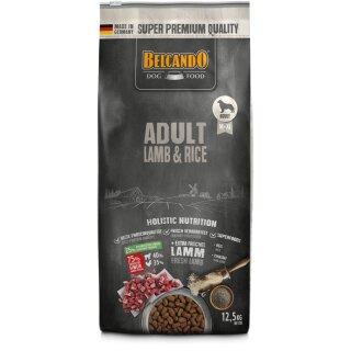 Belcando Adult Lamb & Rice 12,5 kg