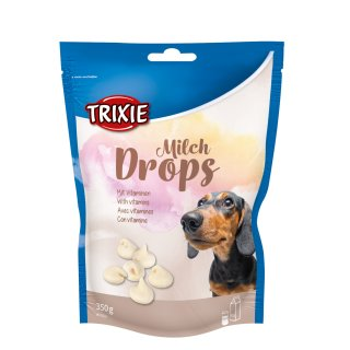 Trixie Hundesnack Milch Drops 350g