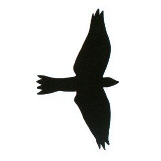 Trixie Greifvogelsilhouetten 17/18/25 cm, Inhalt: 3 Stück