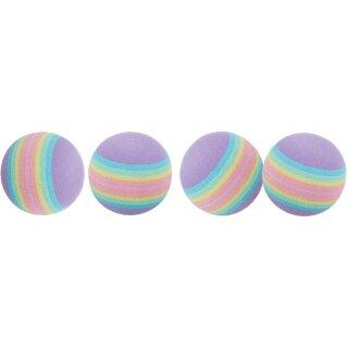 Trixie Rainbow-Bälle ø 3,5 cm