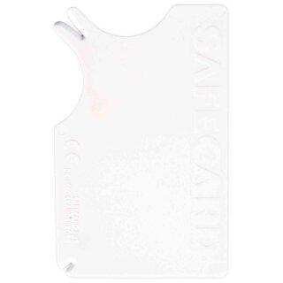 Safecard Zecken-Entferner weiß 8 x 5cm