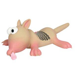 Trixie Hundespielzeug Ratte/Maus Reifenspur Latex
