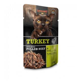 Leonardo Turkey + Beef 70g