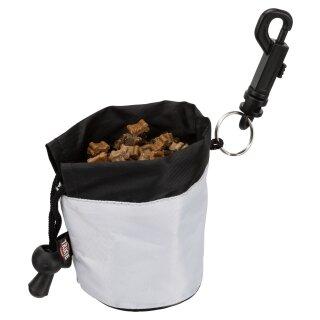 Mini Snack-Tasche mit Haken zur Befestigung  ø 7 × 9 cm