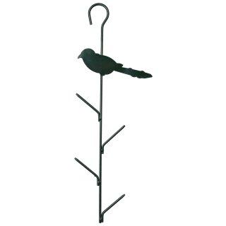 Meisenknödelhalter dunkelgrün 9 x 40 cm