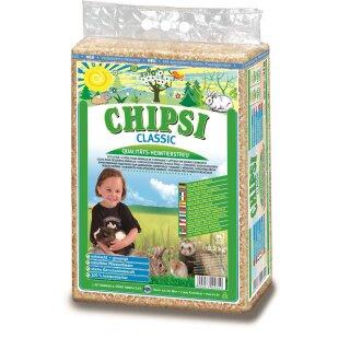 Chipsi Classic Hobelspäne 60L