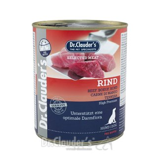 Dr. Clauders Selected Meat Rind 800g