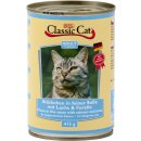 Classic Cat Dose Soße mit Lachs & Forelle 415g