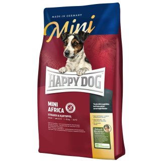 Happy Dog Supreme Sensible Mini Africa 4kg