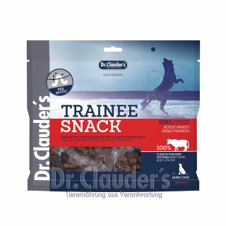 Dr. Clauder's Snack Trainee Rind 500g