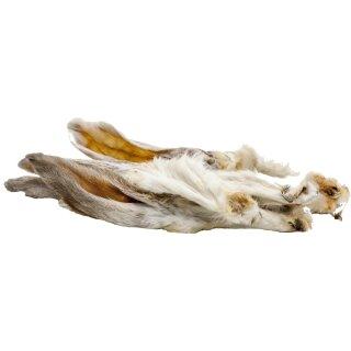 Classic Dog Kaninchenohren mit Fell