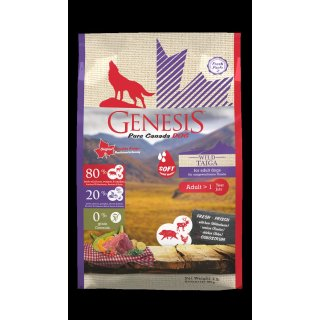 Genesis Pure Canada Wild Taiga Soft - Adult 907 g