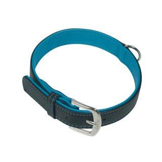 Hundehalsband PACIFIC Türkis M-L