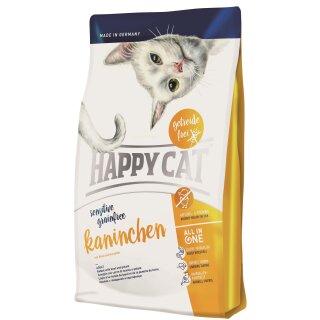 Happy Cat Sensitive Adult Grainfree Kaninchen 300g