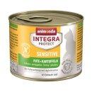Animonda Integra Protect Sensitiv Protein Pute & Kartoffeln 200g