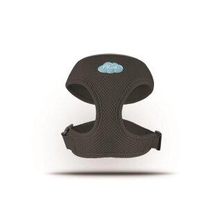 Curli Basic Geschirr Air-Mesh Braun L