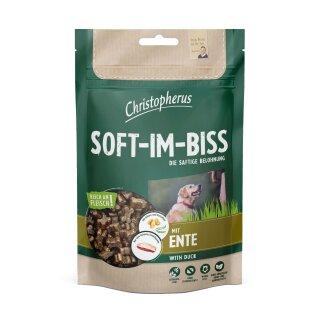 Christopherus Snacks Soft-Im-Biss mit Ente 125 g