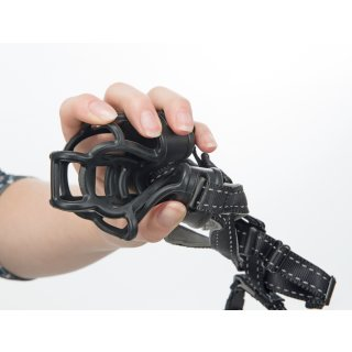 Muzzle Flex Maulkorb Silikon S schwarz