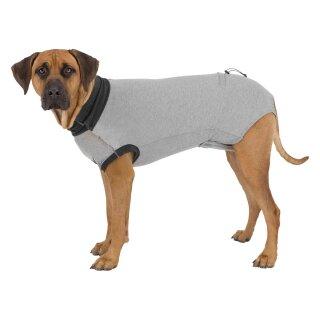 OP-Body für Hunde grau M 45 cm