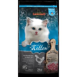 Leonardo Kitten Trockenfutter 2kg