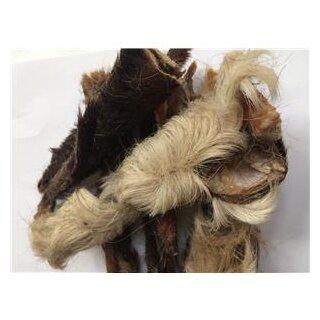 Classic Dog Lammkopfhaut mit Fell