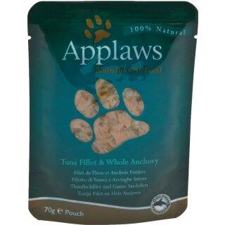 Applaws Cat PB Thunfisch/Sardelle 70g