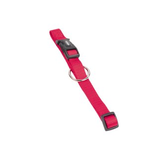 Nylon-Halsband CLASSIC Rot XXS