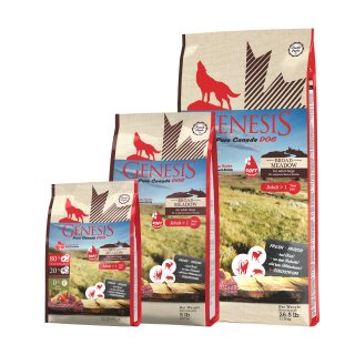Genesis Pure Canada Broad Meadow (soft/halbfeucht)