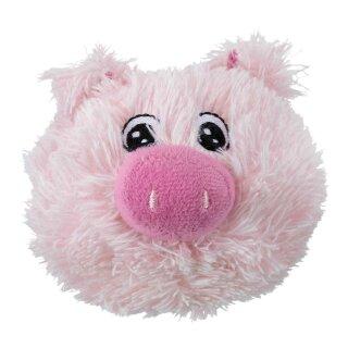 Plüsch-Schweinchenball
