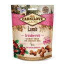 Carnilove Crunchy Snack – Lamb with Cranberries 200g