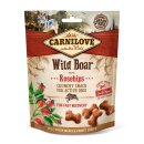 Carnilove Crunchy Snack – Wild Boar with Rosehips 200g