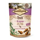 Carnilove Hund Soft Snack - Quail with Oregano 200g